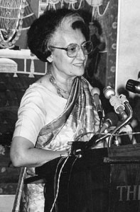One of the greatest of Non-Aligned leaders: Indian Prime Minister Indira Gandhi